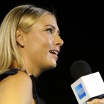 maria sharapova and friends headline American Express Rally on the River