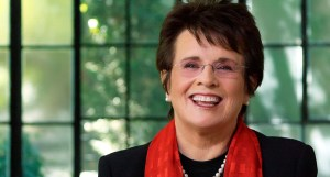 Billie Jean King talks Serena Williams