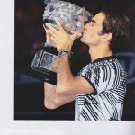 Roger Federer Rolex ausopen 2017 ad 2