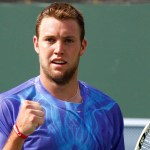 Jack Sock plays World Team Tennis