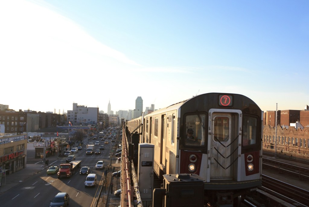 MTA 7 Line, New York City