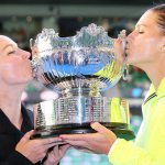bethanie mattek-sands and lucie safarova take the BFF quiz