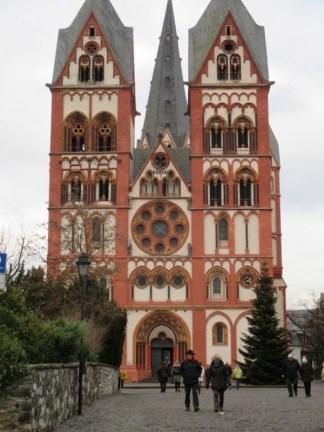 Besuch Weihnachtsmarkt Limburg