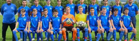 U15-Junioren mit Turniersieg in Hemsbach