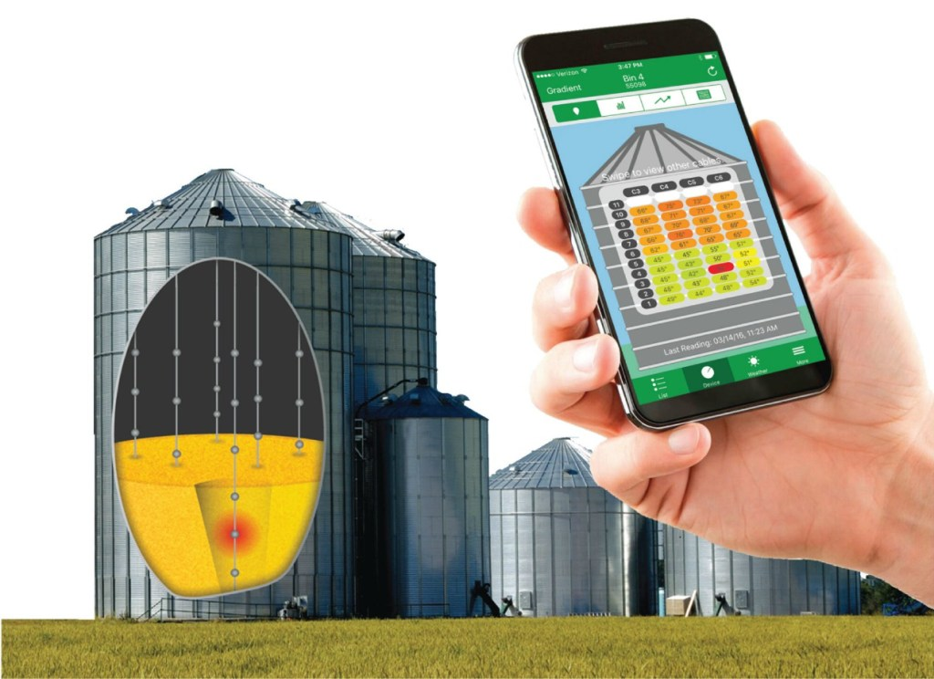remote-grain-monitoring