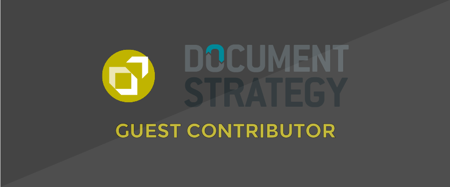Enterprise Content Management: Watch for These Disruptors – Document Strategy Guest Contributor