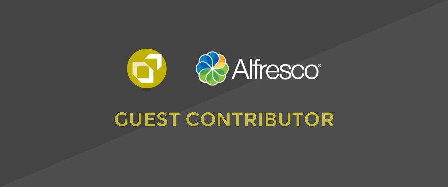Alfresco Guest Post
