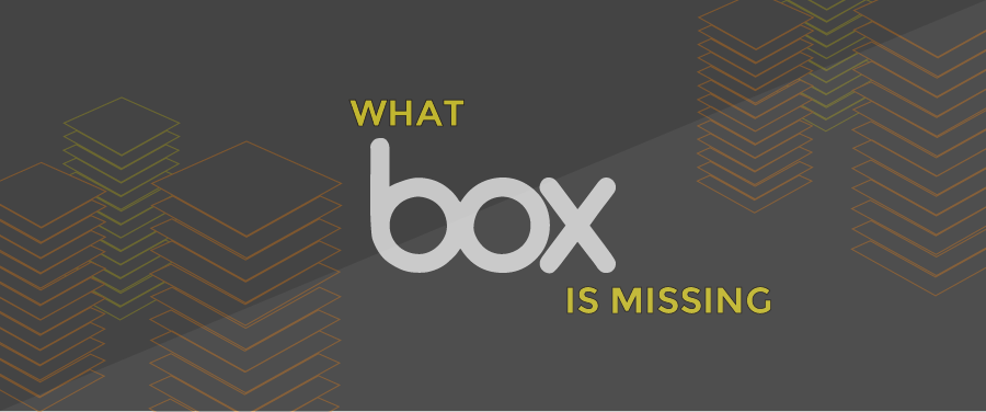 box-is-missing