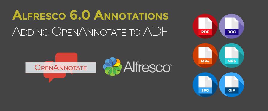 OA ADF Alfresco