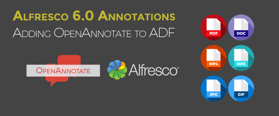 OA ADF Alfresco