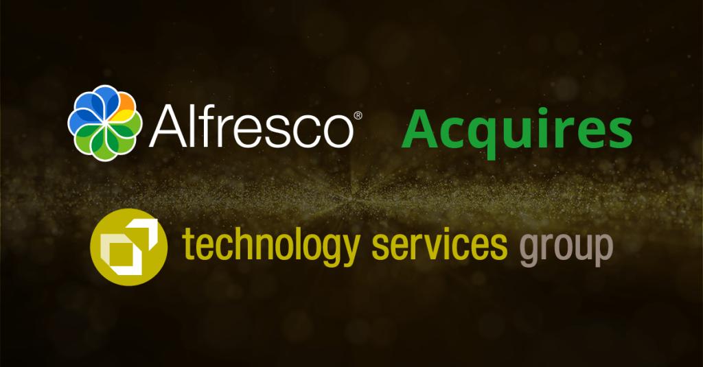 Alfresco Acquires TSG