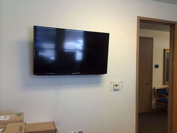 Commercial TV Installations