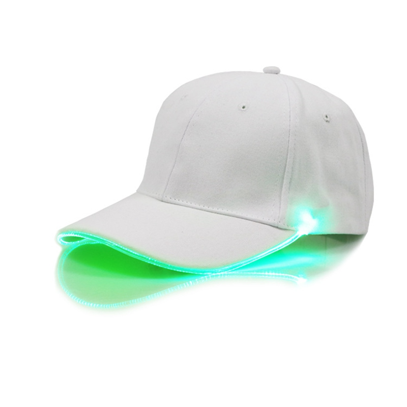 Ball Cap Led Light Brim