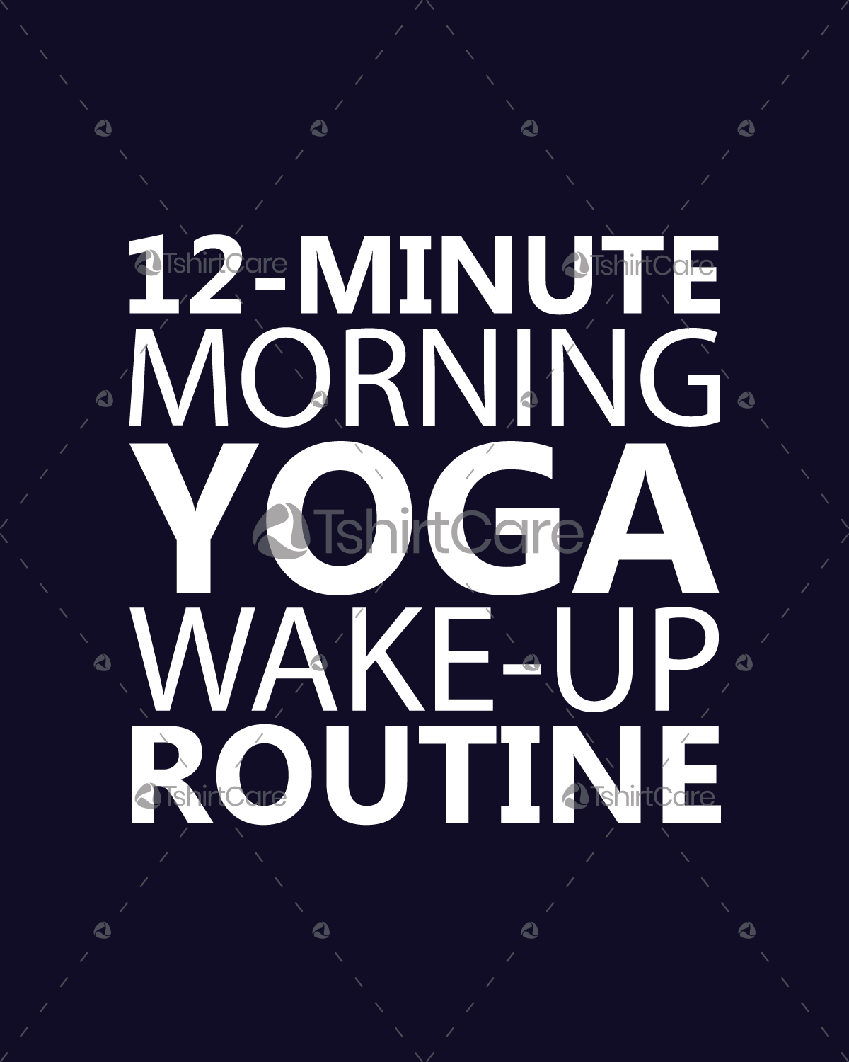 12 Minute Morning Yoga Wake Up Routine