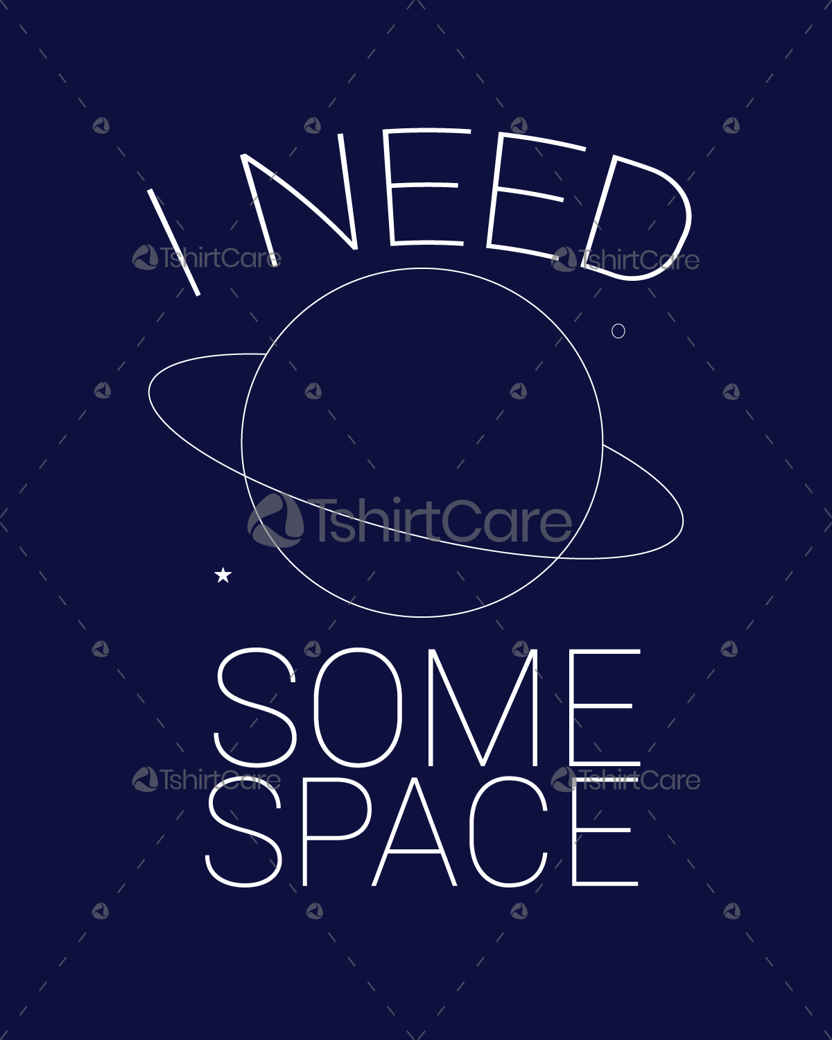 d2f0b474 I need some space T-Shirt Design i need some space shirt nasa For ...