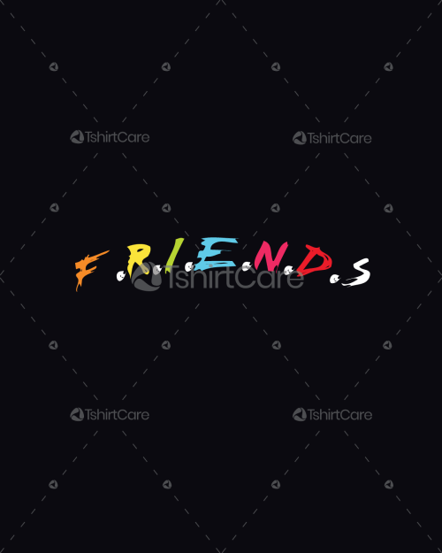 26012afc Friends T shirt Design Best Friendship Day Tee Shirts, Tank Tops for Men's  & Women's