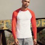 Δίχρωμο μπλουζάκι Baseball LS T | 2 χρώματα