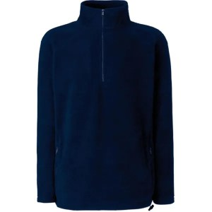 Fruit of the Loom Half Zip Outdoor Fleece | 2 Χρώματα