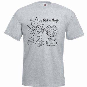 Familia – Rick and Morty
