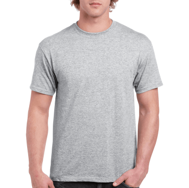 Short Sleeve T-Shirt Gray