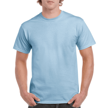 Short Sleeve T-Shirt Sky Blue