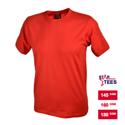 Star Tees Red