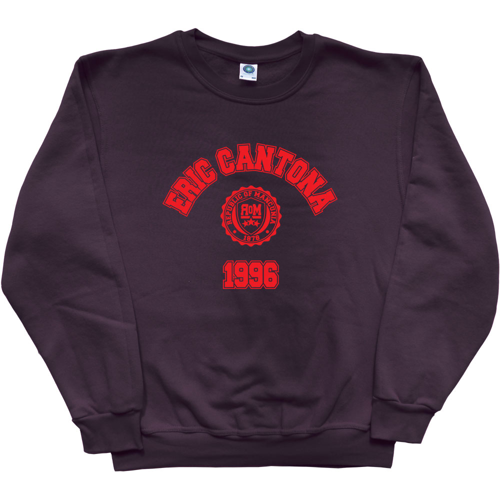Personal philosophy was expressed in the book cantona on cantona (1996;. Eric Cantona 1996 T-Shirt   TShirtsUnited