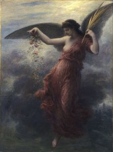 Immortality by Henri Fantin-Latour
