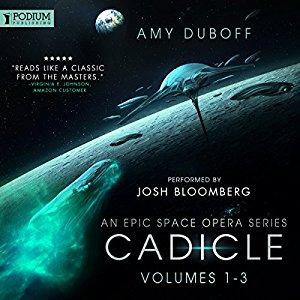 Cadicle: Books I-III by Amy Duboff