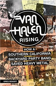 Van Halen Rising by Greg Renoff