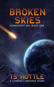 Broken Skies by TS Hottle
