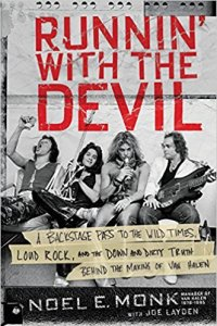 Running with the Devil by Noel Monk