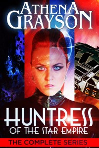 Huntress of the Star Empire by Athena Grayson
