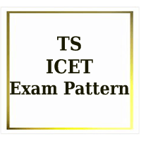 TSICET Exam Pattern