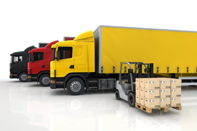 interstate transport freight delivery