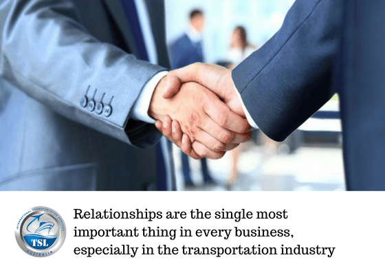 Customer Relationships