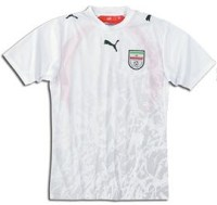 50e506d85a4 Iran Kits for FIFA World Cup 2014 – Official Release Pictures ...