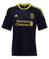 Liverpool Standard Charter sponsorship deal