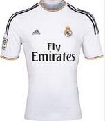 Real Madrid Fly Emirates Sponsorship details