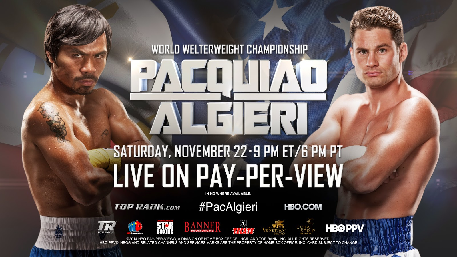Manny Pacquiao Vs Chris Algieri 247 Full Episode TSM PLUG