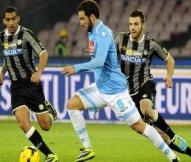 Udinese Vs Napoli Live Streaming Preview Italian Serie A Tsm