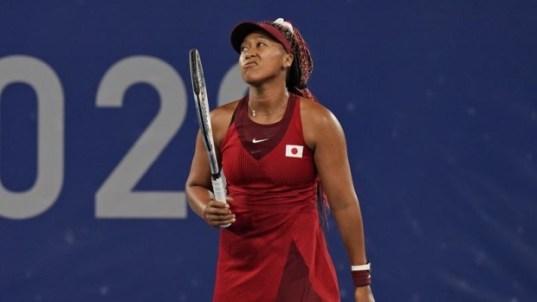 Naomi Osaka eliminated Tokyo Olympics tournament - TSN.ca