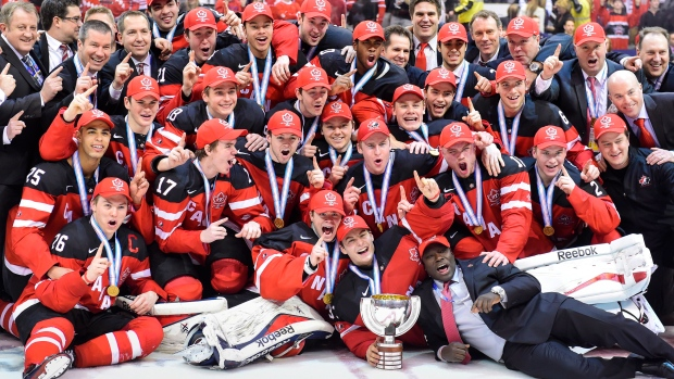 Canada Ends World Juniors Gold Drought TSNca