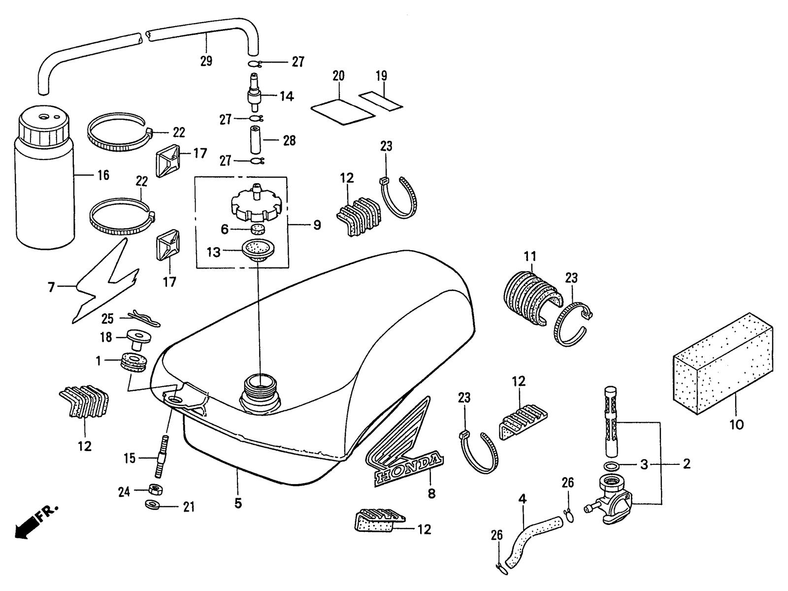 Honda Rs125r