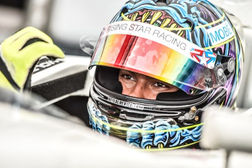 After finishing second in the 2015 Pro Mazda presented by Cooper Tire championship, Neil Alberico is focused on moving up to Indy Lights in 2016 (Photo courtesy of Indianapolis Motor Speedway, LLC Photography)