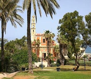 St. Peter Chapel in Jaffa