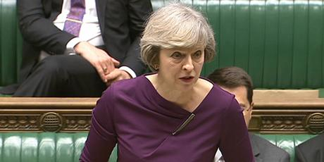 Is the British Prime Minister Coaching Her Cabinet Colleagues?