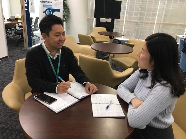 Samson Zhou & Tracy Zhi