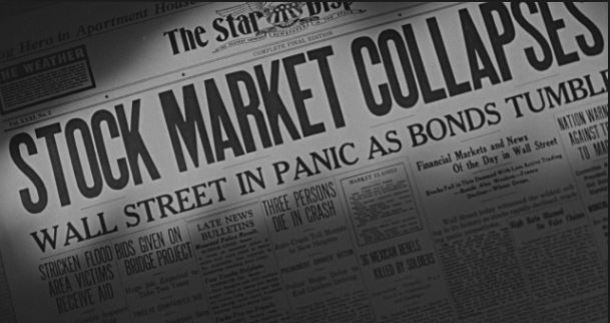 Stock Market Collapses