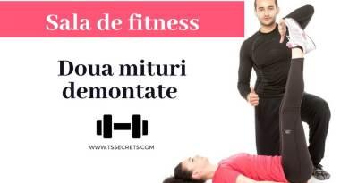 Sala de fitness costin glavan